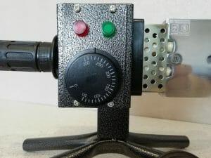 Температура утюга для труб