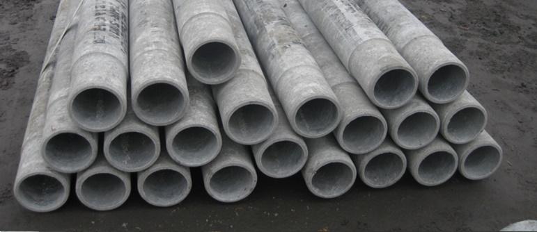 Асбестовые канализационные трубы