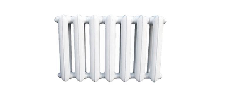Вес секции чугунного радиатора
