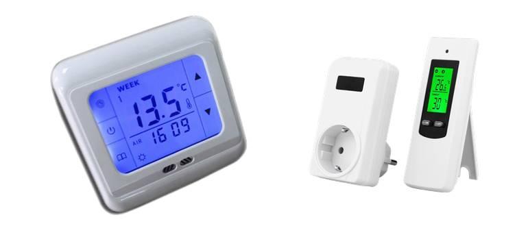 Регулятор температуры электронный