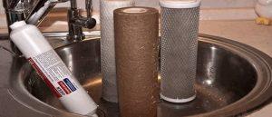 фильтры грубой очистки