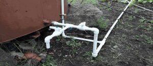 трубы для зимнего водопровода